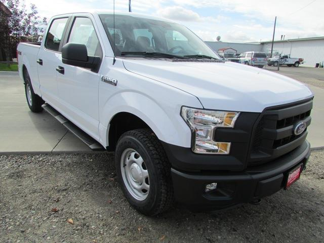 new 2015 ford f 150 xl crew cab pickup in riverton 9f15319 fremont motor company. Black Bedroom Furniture Sets. Home Design Ideas