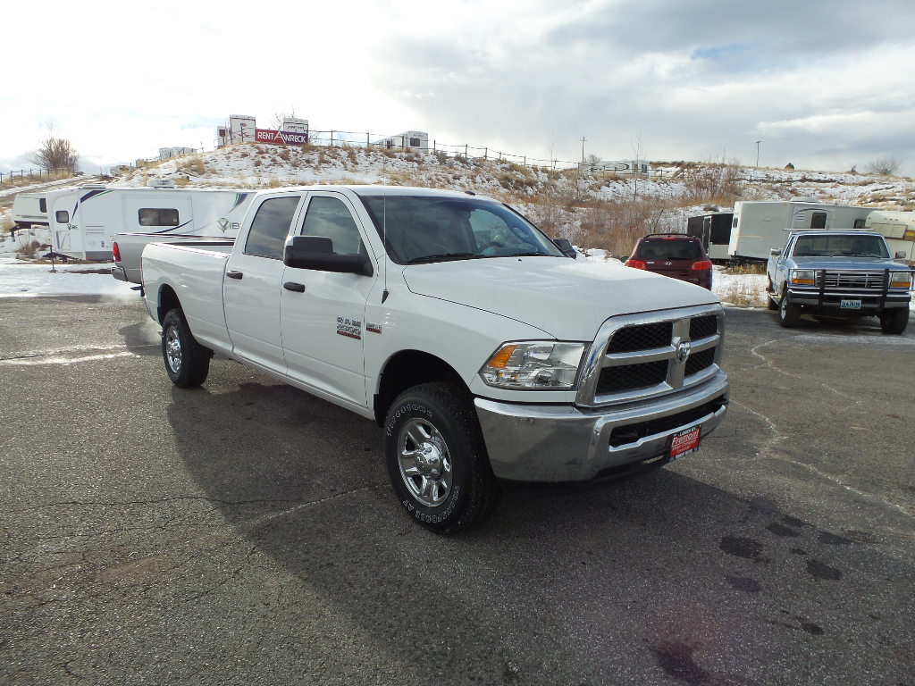 New 2015 Ram 2500 Tradesman Crew Cab Pickup In Lander
